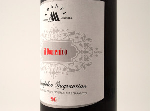 etichetta vino adanti