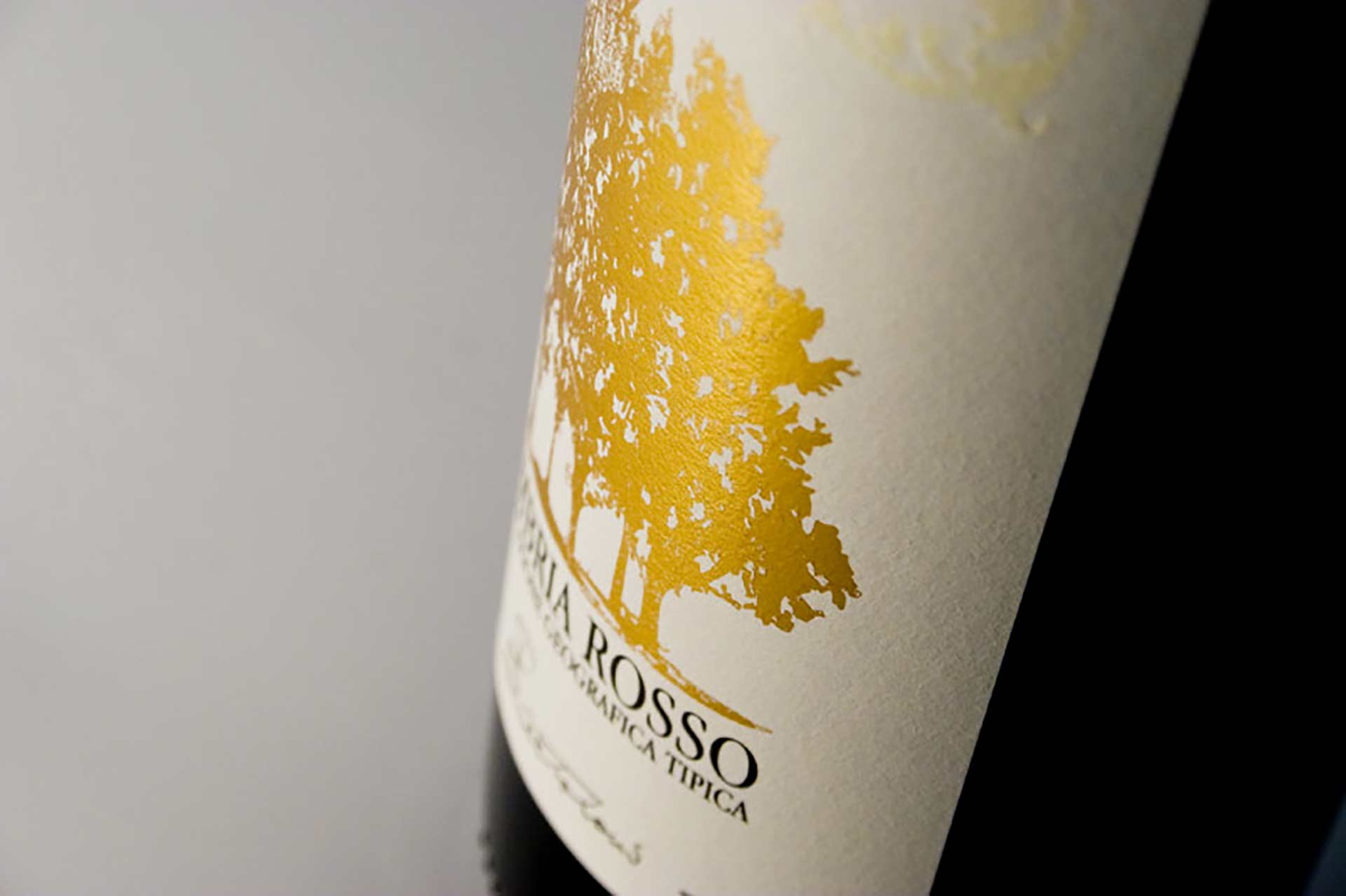 Il vino, l'oro, il gusto, ispirazione