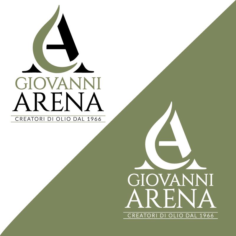 Logo Frantoio Giovanni Arena - Enna Sicilia