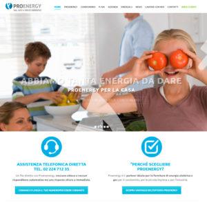 sito web proenergy