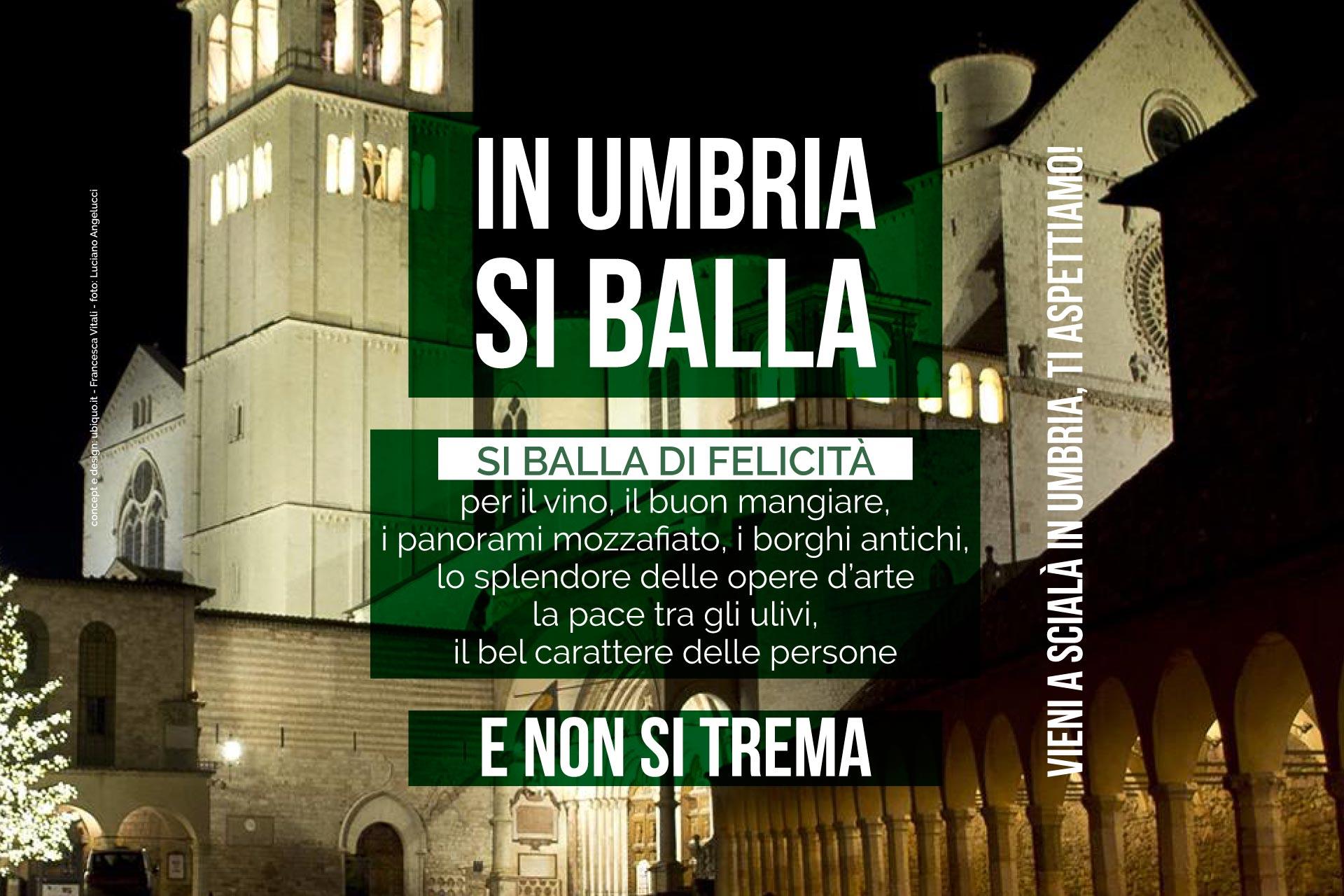 In Umbria si Balla